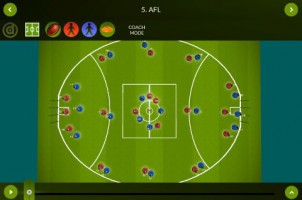 Australian Rules – Coach mode – landscape