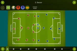 Football – Coach mode – landscape
