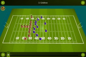 Gridiron – View mode
