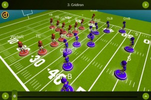 View mode – Gridiron – landscape