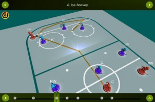 View mode – Hockey – landscape