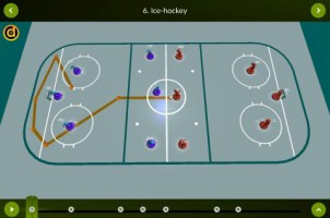 Ice Hockey – View mode