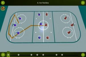 Ice Hockey – View mode